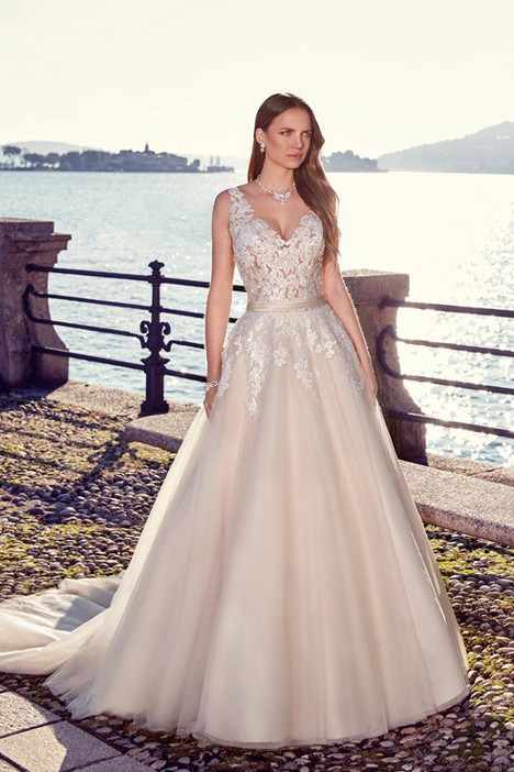 EK1143 Wedding                                          dress by Eddy K