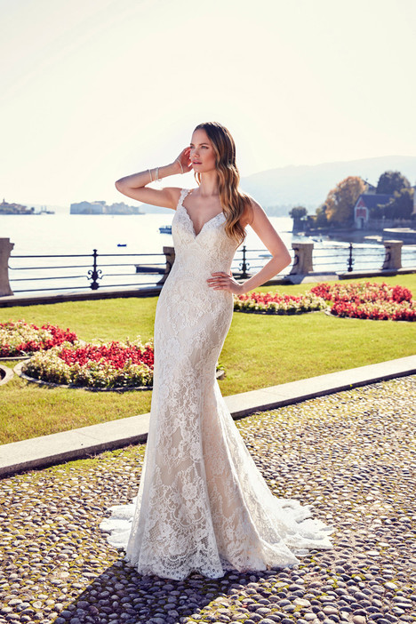 EK1144 Wedding                                          dress by Eddy K