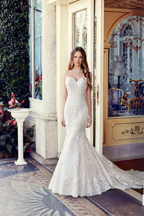 EK1146 Wedding                                          dress by Eddy K
