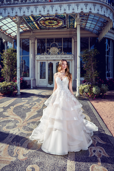 EK1147 Wedding                                          dress by Eddy K