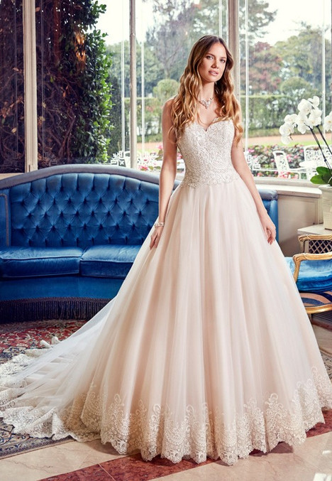 EK1148 Wedding                                          dress by Eddy K