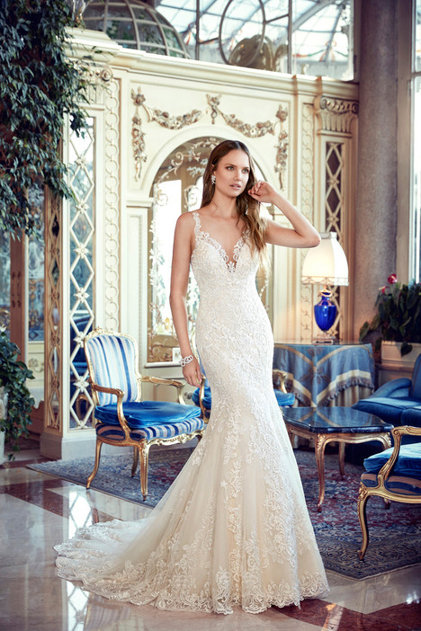 EK1149 Wedding                                          dress by Eddy K