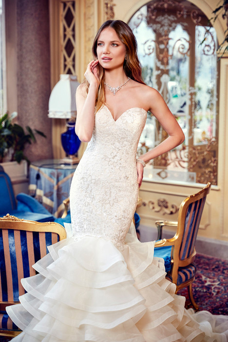 EK1150 Wedding                                          dress by Eddy K