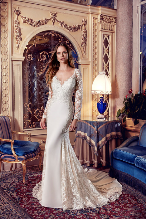 EK1152 Wedding                                          dress by Eddy K