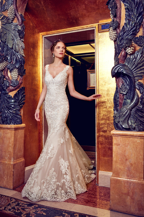 EK1154 Wedding                                          dress by Eddy K