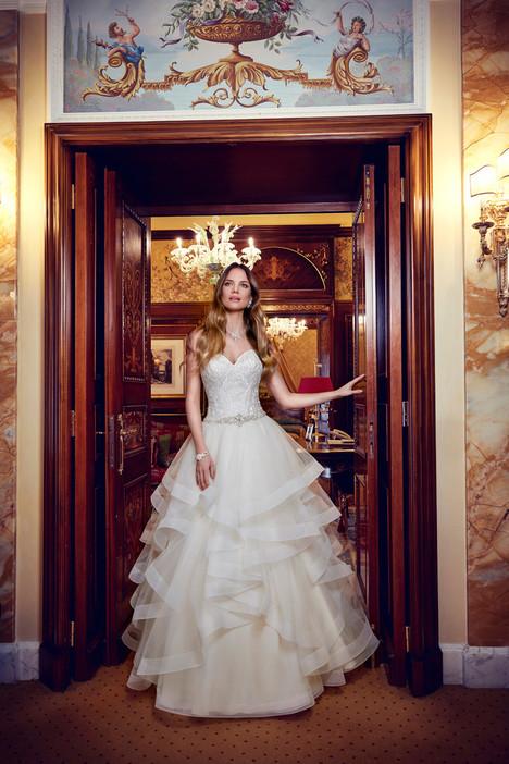 EK1157 Wedding                                          dress by Eddy K
