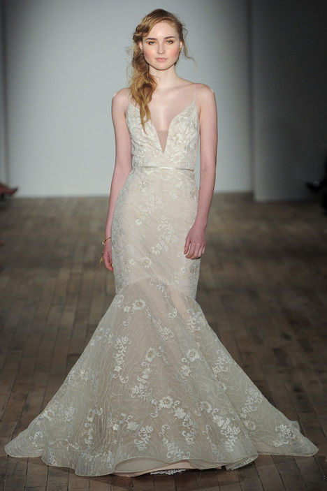 2751 Wedding                                          dress by Tara Keely