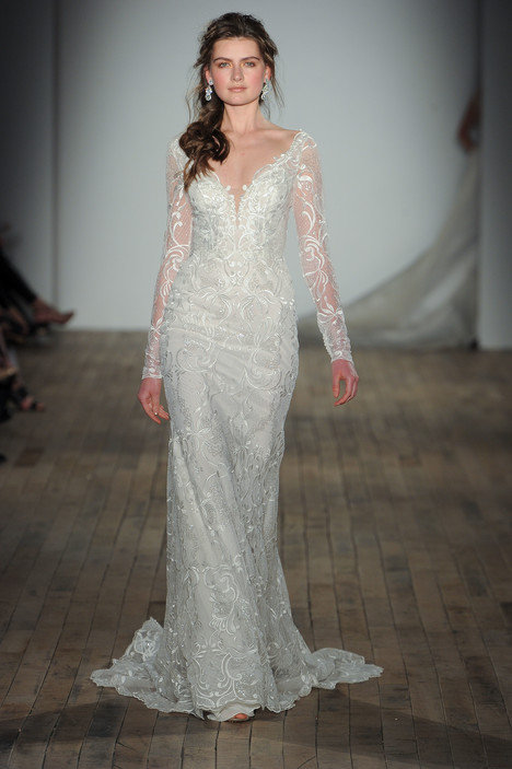 2756 Wedding                                          dress by Tara Keely