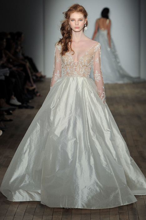 2759 Wedding                                          dress by Tara Keely