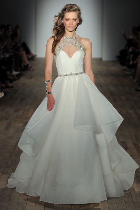 Sloane (6750) Wedding                                          dress by Hayley Paige