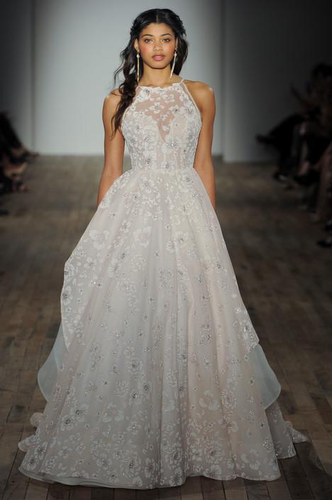 Reagan (6755) Wedding                                          dress by Hayley Paige