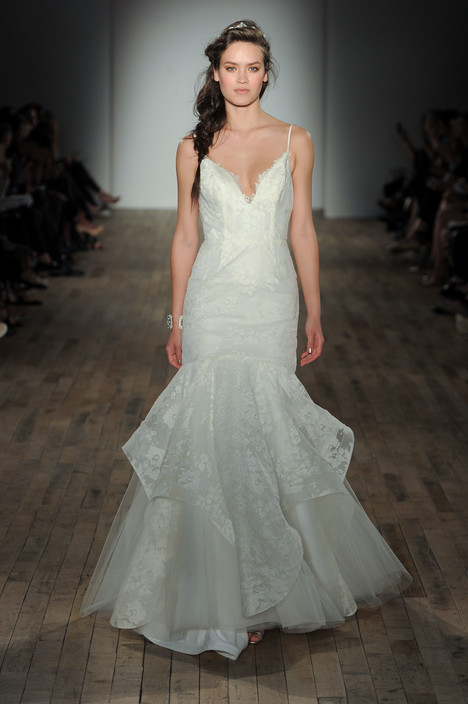 Park (6758) Wedding                                          dress by Hayley Paige