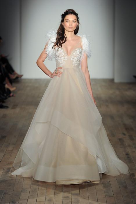 Keegan (6760) Wedding                                          dress by Hayley Paige