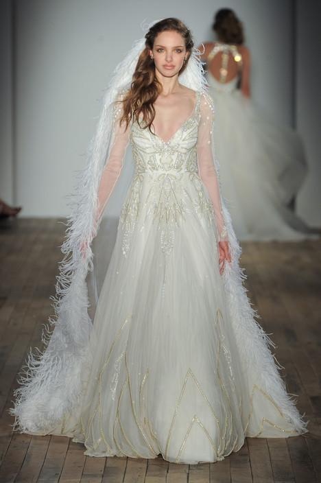 Elijah (6765) Wedding                                          dress by Hayley Paige