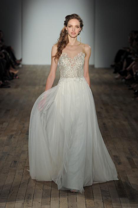 8756 Wedding                                          dress by Jim Hjelm