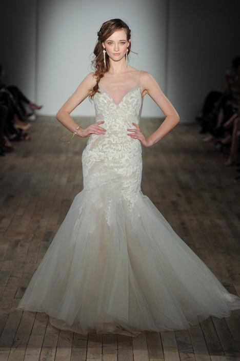 8758 Wedding                                          dress by Jim Hjelm