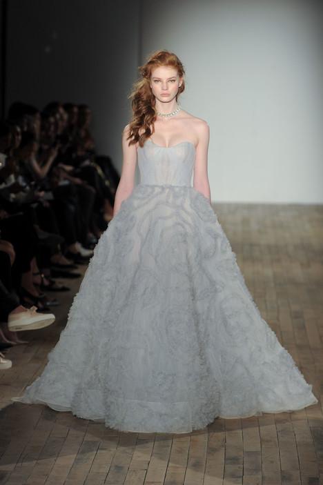 8760 Wedding                                          dress by Jim Hjelm
