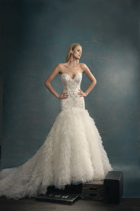 T192061 Wedding                                          dress by Jasmine Couture