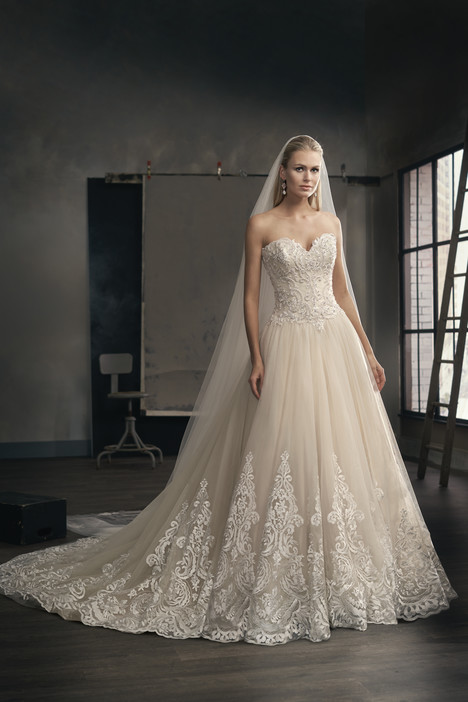 T192065 Wedding                                          dress by Jasmine Couture