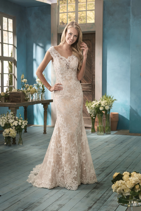 F191051 Wedding                                          dress by Jasmine Collection