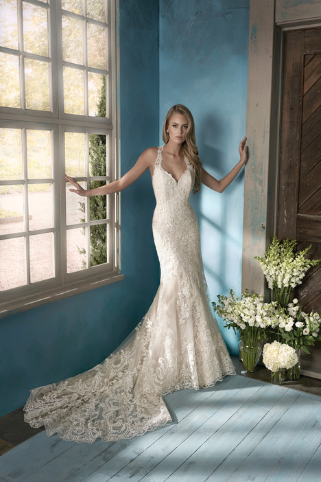 F191054 Wedding                                          dress by Jasmine Collection