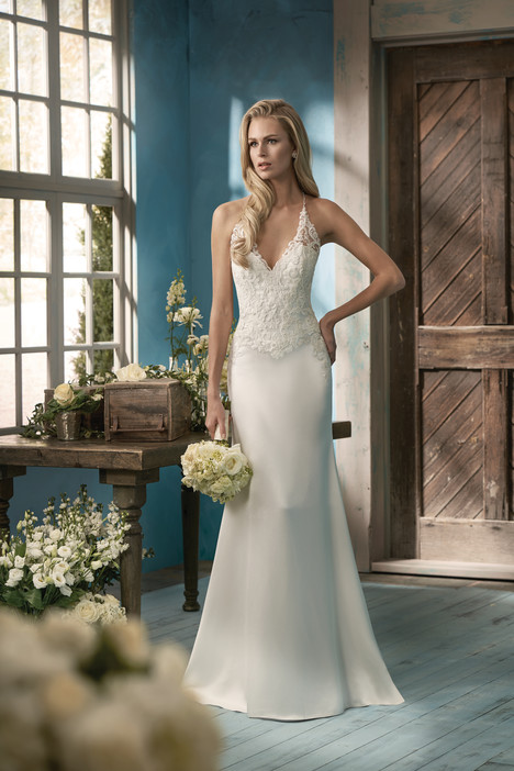 F191055 Wedding                                          dress by Jasmine Collection