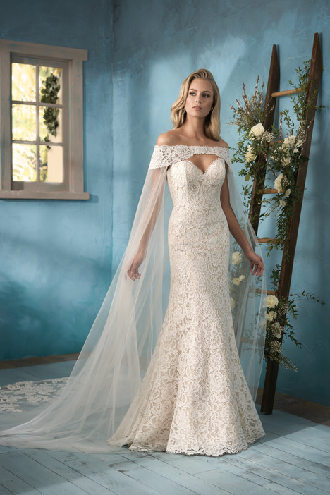F191058 Wedding                                          dress by Jasmine Collection