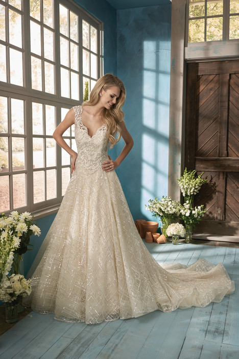 F191062 Wedding                                          dress by Jasmine Collection