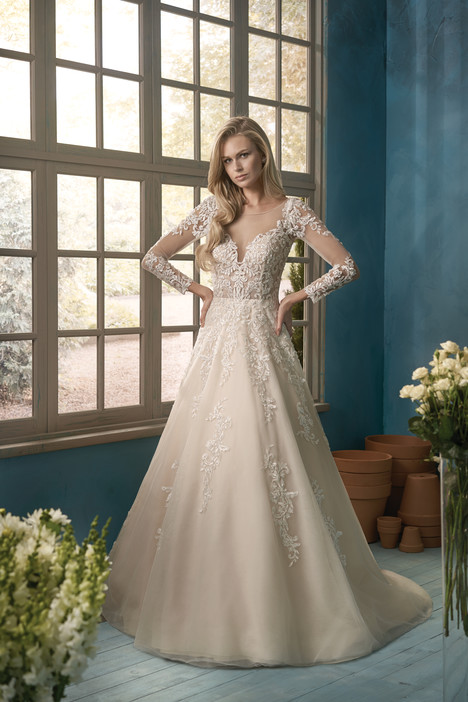F191064 Wedding                                          dress by Jasmine Collection