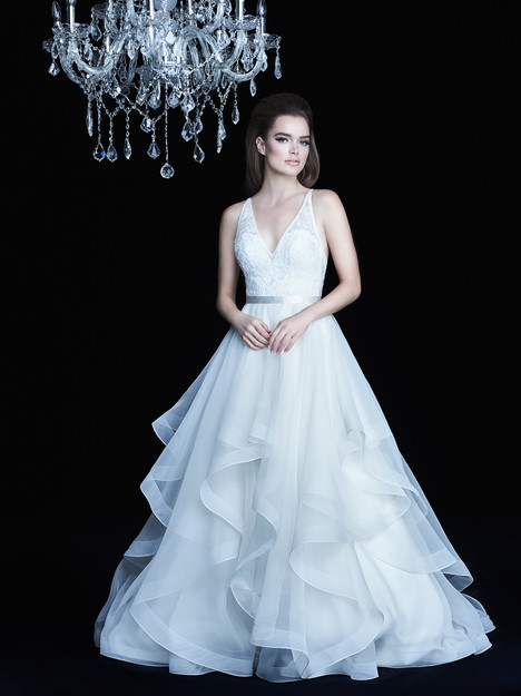 4750 Wedding                                          dress by Paloma Blanca