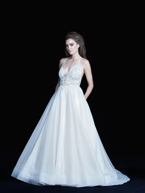 4752 Wedding                                          dress by Paloma Blanca