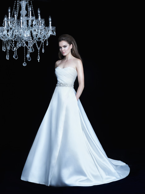 4753 Wedding                                          dress by Paloma Blanca