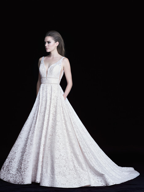 4754 Wedding                                          dress by Paloma Blanca