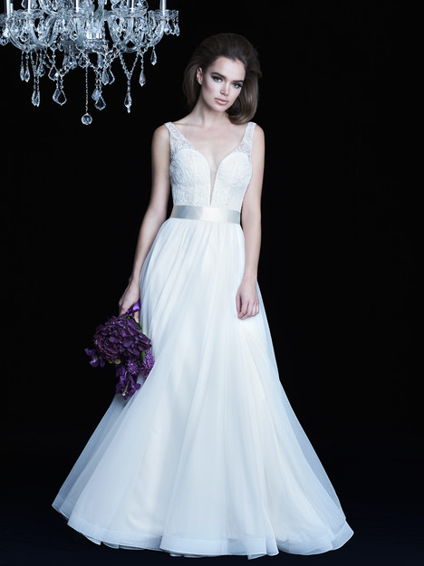 4755 Wedding                                          dress by Paloma Blanca