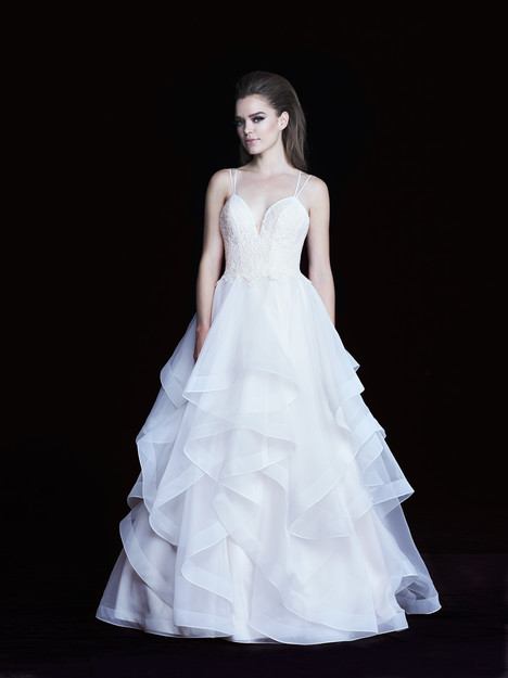 4758 Wedding                                          dress by Paloma Blanca