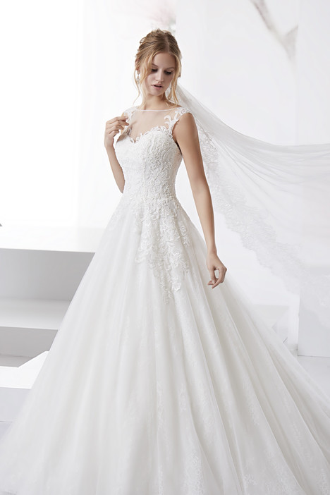 JOAB18455 Wedding                                          dress by Jolies