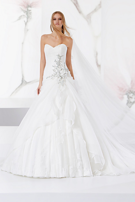 JOAB18504 Wedding dress by Jolies