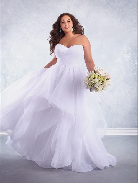2609W Wedding                                          dress by Alfred Angelo