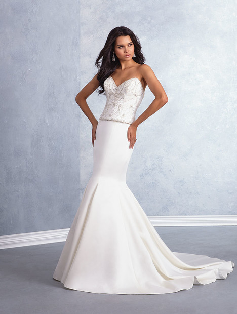 2632 + 2646 Wedding                                          dress by Alfred Angelo