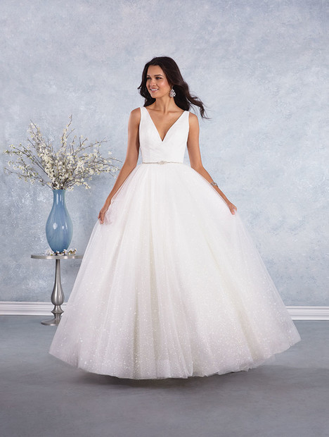 3003 Wedding                                          dress by Alfred Angelo