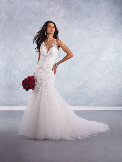 3005 Wedding                                          dress by Alfred Angelo