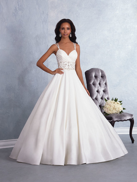 3006 Wedding                                          dress by Alfred Angelo