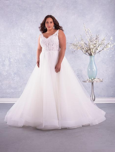 3009W Wedding                                          dress by Alfred Angelo