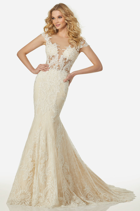 Jasmine (3407) Wedding                                          dress by Randy Fenoli Bridal
