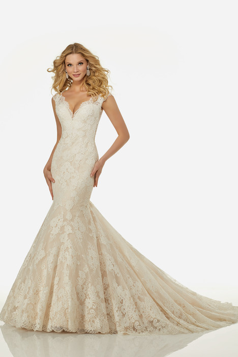 Lara (3411) Wedding                                          dress by Randy Fenoli Bridal