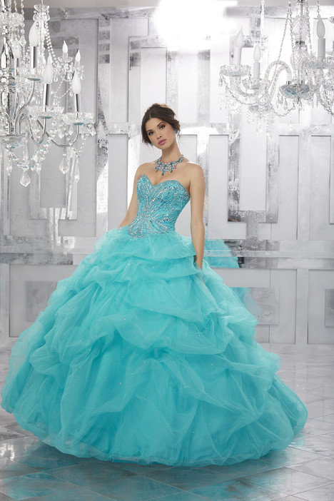60022 (capri) Prom                                             dress by Mori Lee : Valencia
