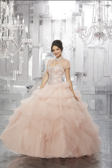 60022 (blush) Prom                                             dress by Mori Lee : Valencia