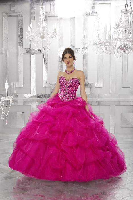 60022 (fuchsia) Prom                                             dress by Mori Lee : Valencia