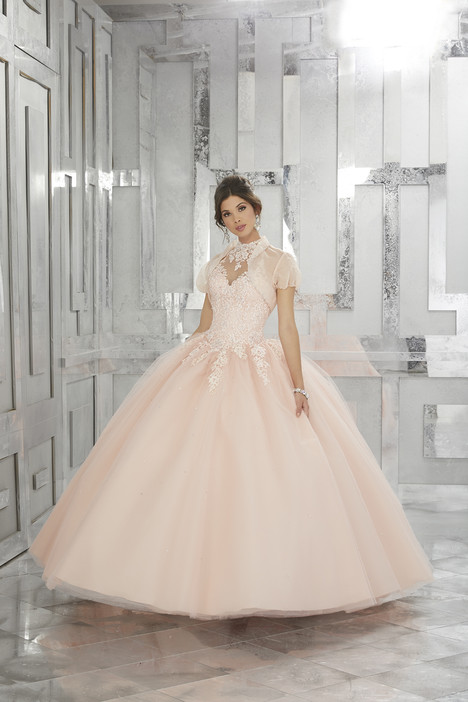60023 (blush) Prom                                             dress by Mori Lee : Valencia