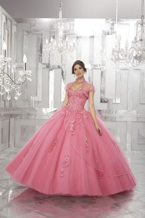 60024 (guava) Prom                                             dress by Mori Lee : Valencia